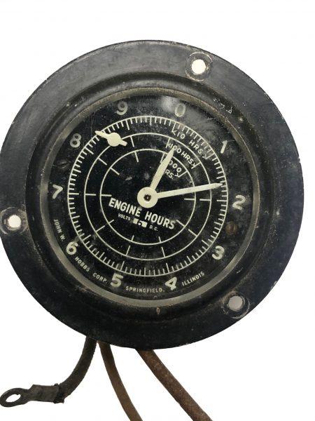 Engine Hour Meter John Hobbs