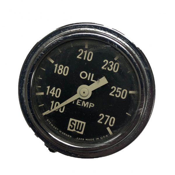 SW (Stewart Warner) Oil Temp Gauge